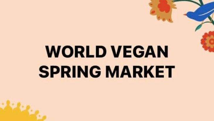 World Vegan Spring Virtual Market